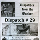 DISPATCH #29